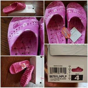 NIB Skechers Slip On Sandal Fits Wm. 5.5